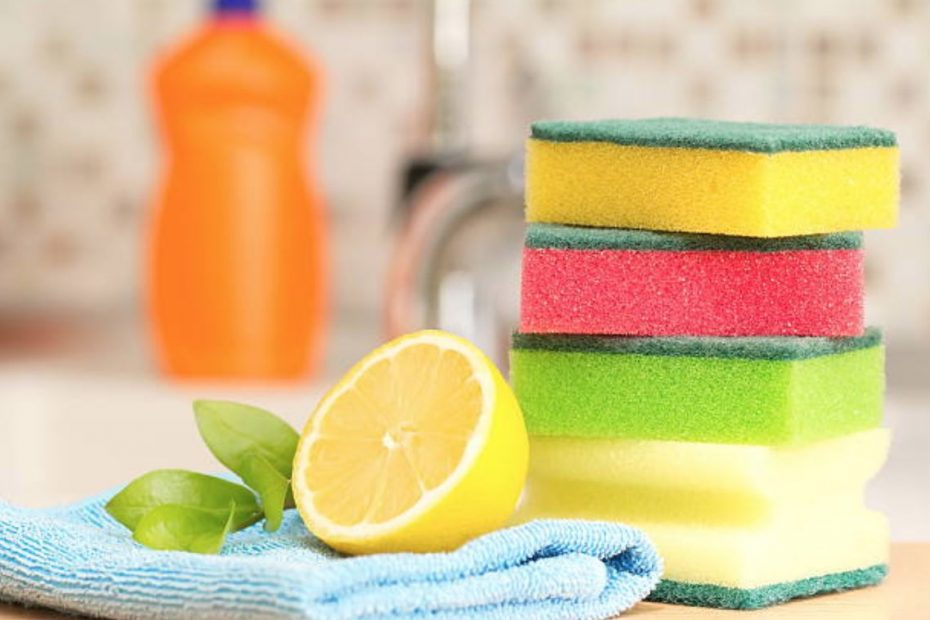 How to Sterilise Kitchen Sponge