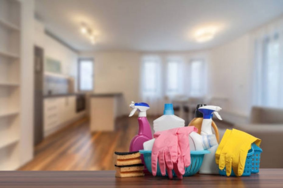 home cleaning services uk