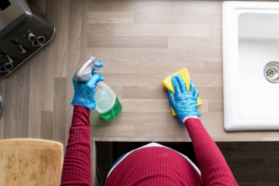 house cleaning pregnant